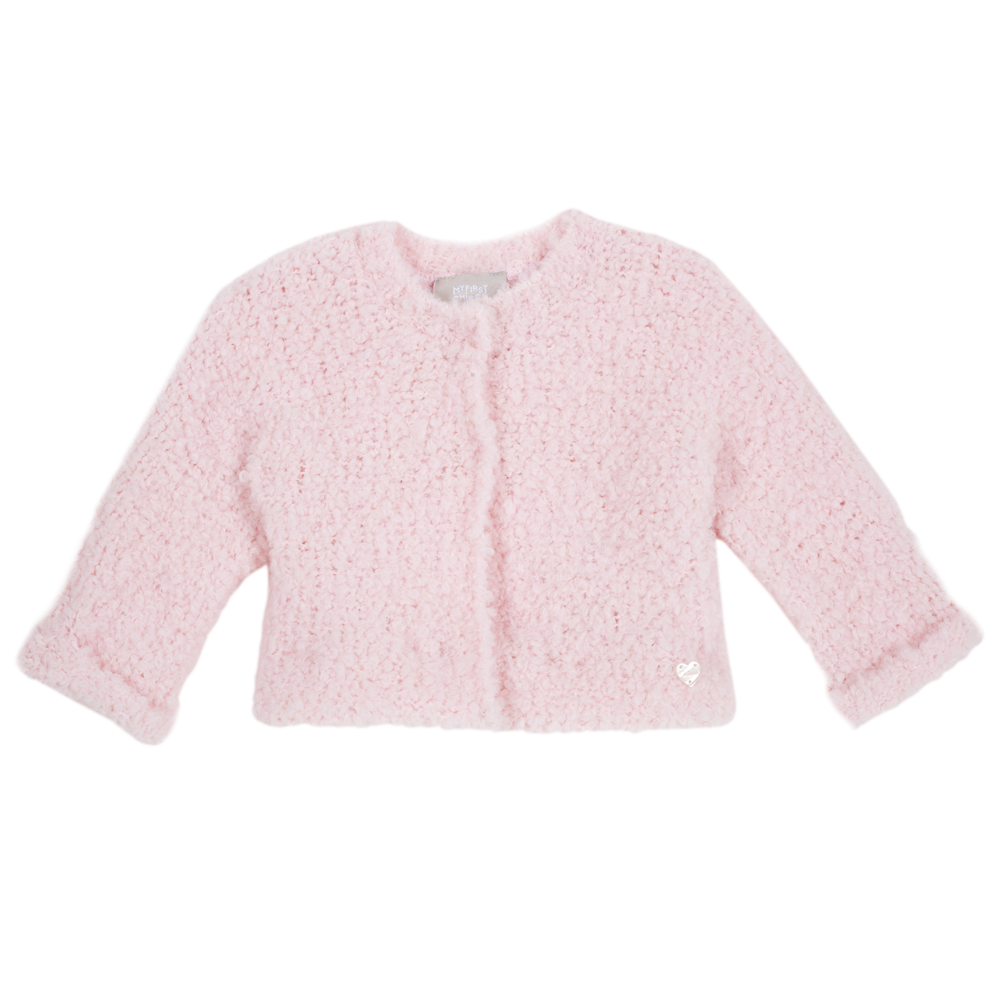 Cardigan copii Chicco, corai
