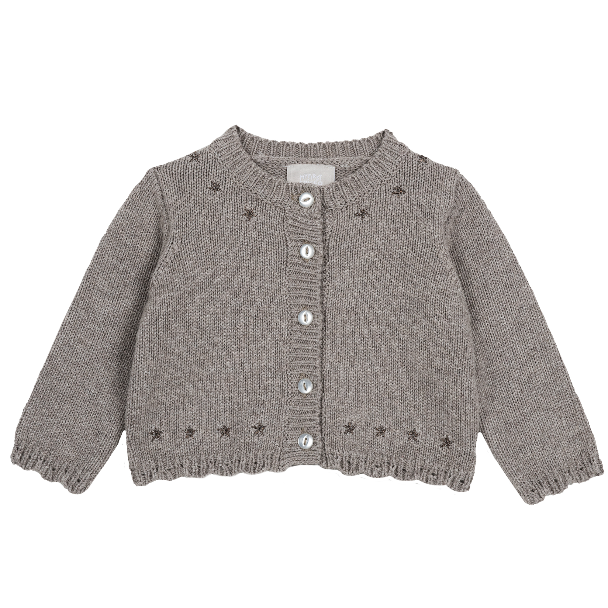 Chicco Cardigan copii Chicco maro 62