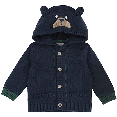 Cardigan Copii tricotat Chicco 09691-61MFCO
