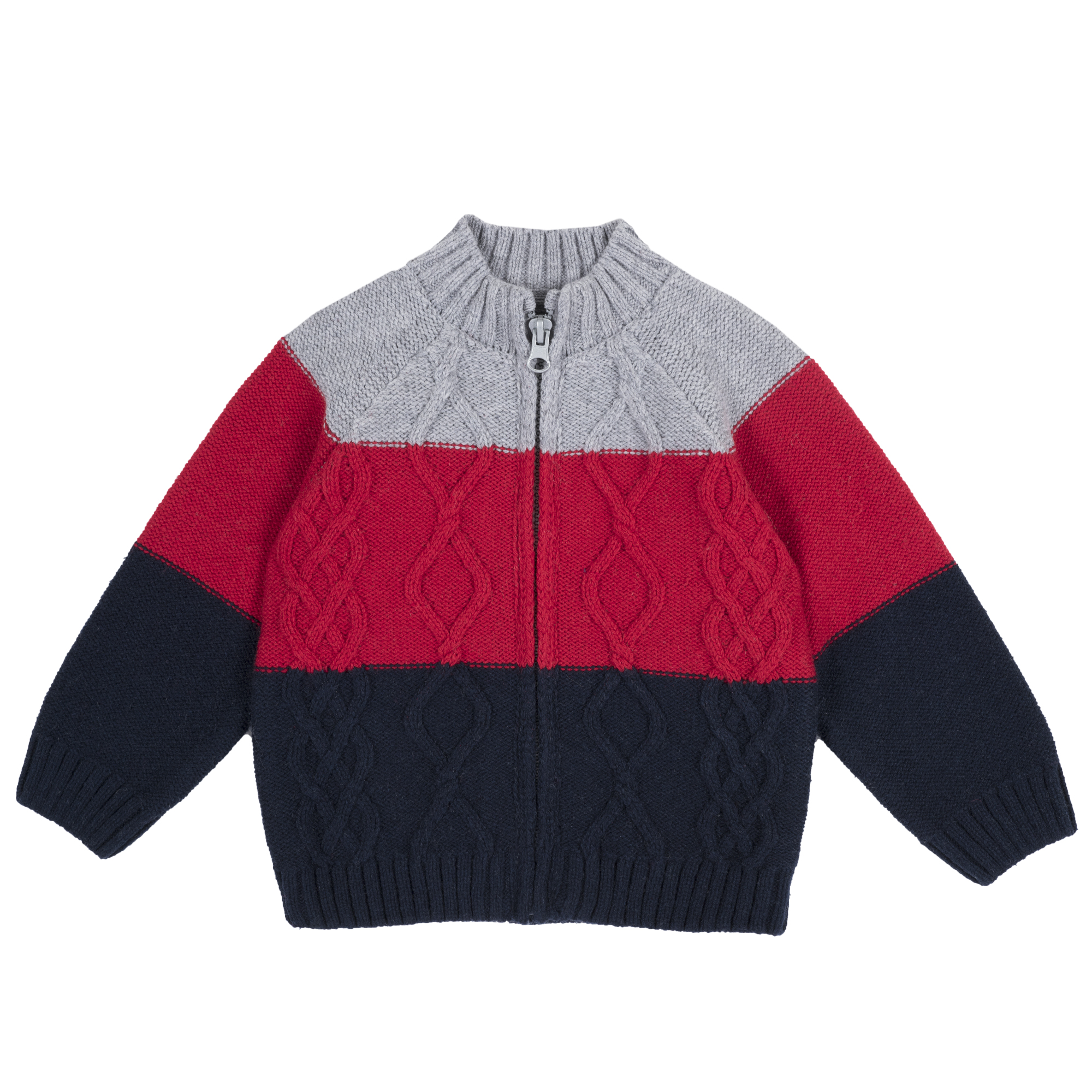 Cardigan copii Chicco, tricotat, multicolor, 96943 din categoria Cardigan copii