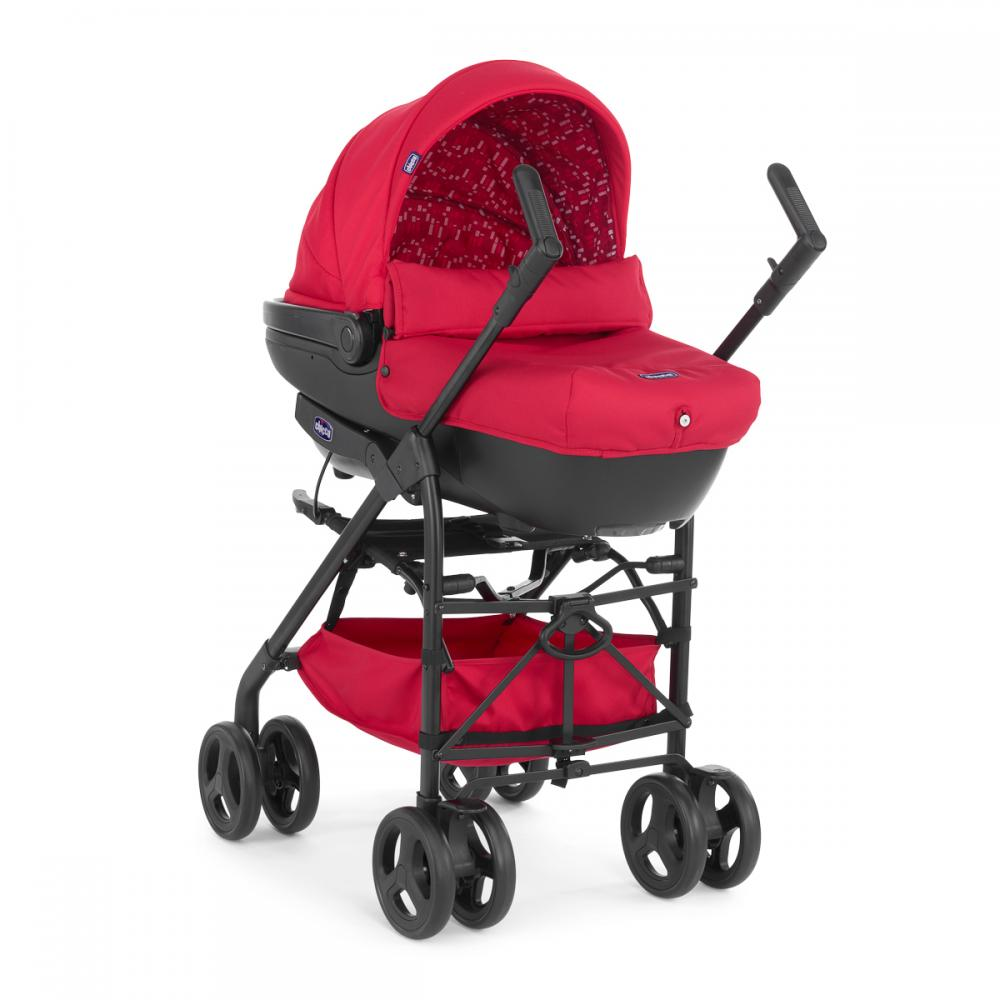carucior 3 in 1 chicco trio sprint car kit scarlet 0luni. Black Bedroom Furniture Sets. Home Design Ideas