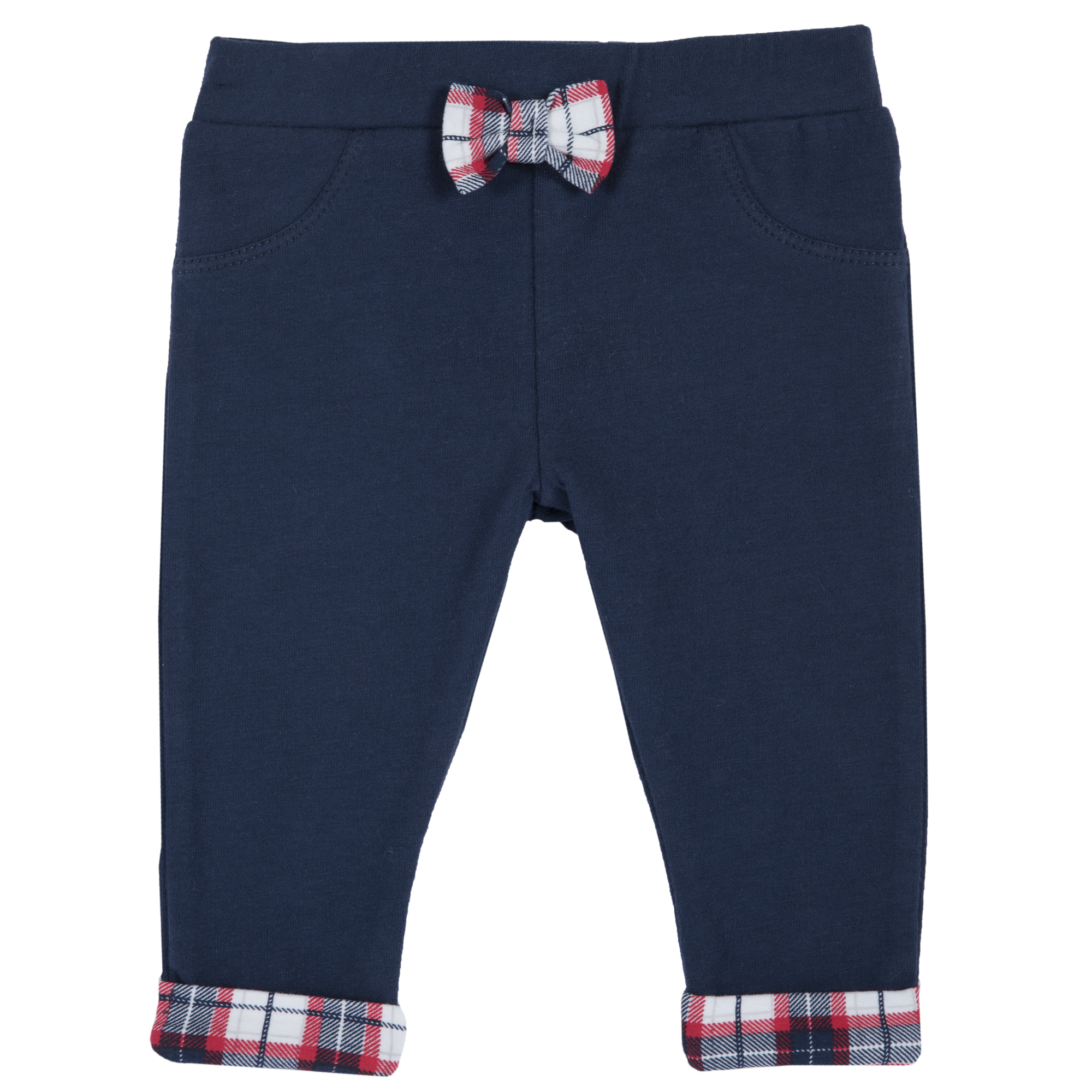 Pantalon Lung Chicco, Colant, Albastru, 25849 imagine
