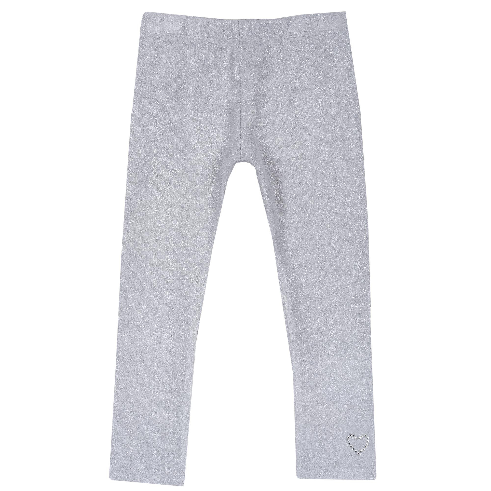 Pantalon Lung Copii Chicco, Leggings Gri, 25541 imagine