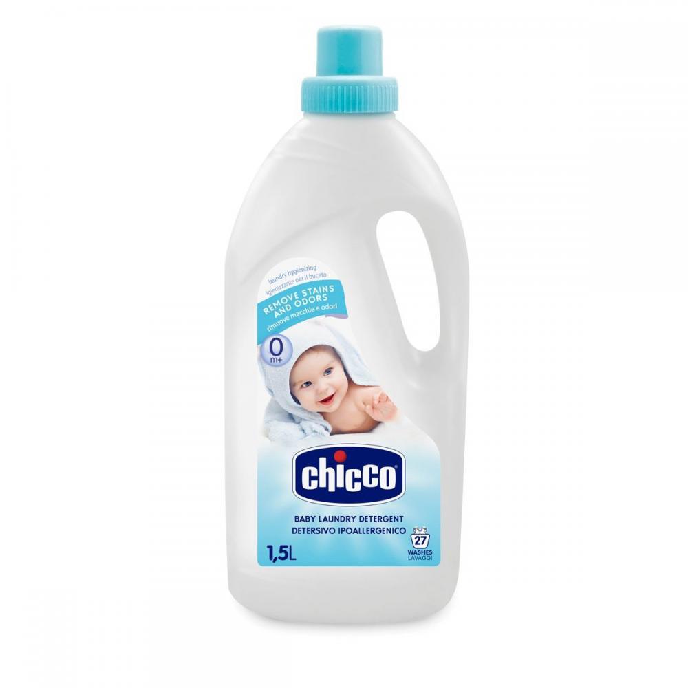 Chicco Detergent lichid hipoalergenic Chicco 1.5litri