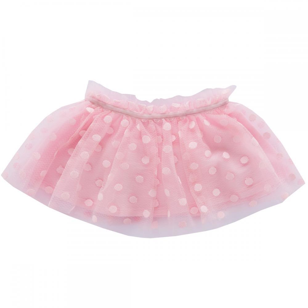 Fusta copii Chicco, tul, roz cu buline, 34456