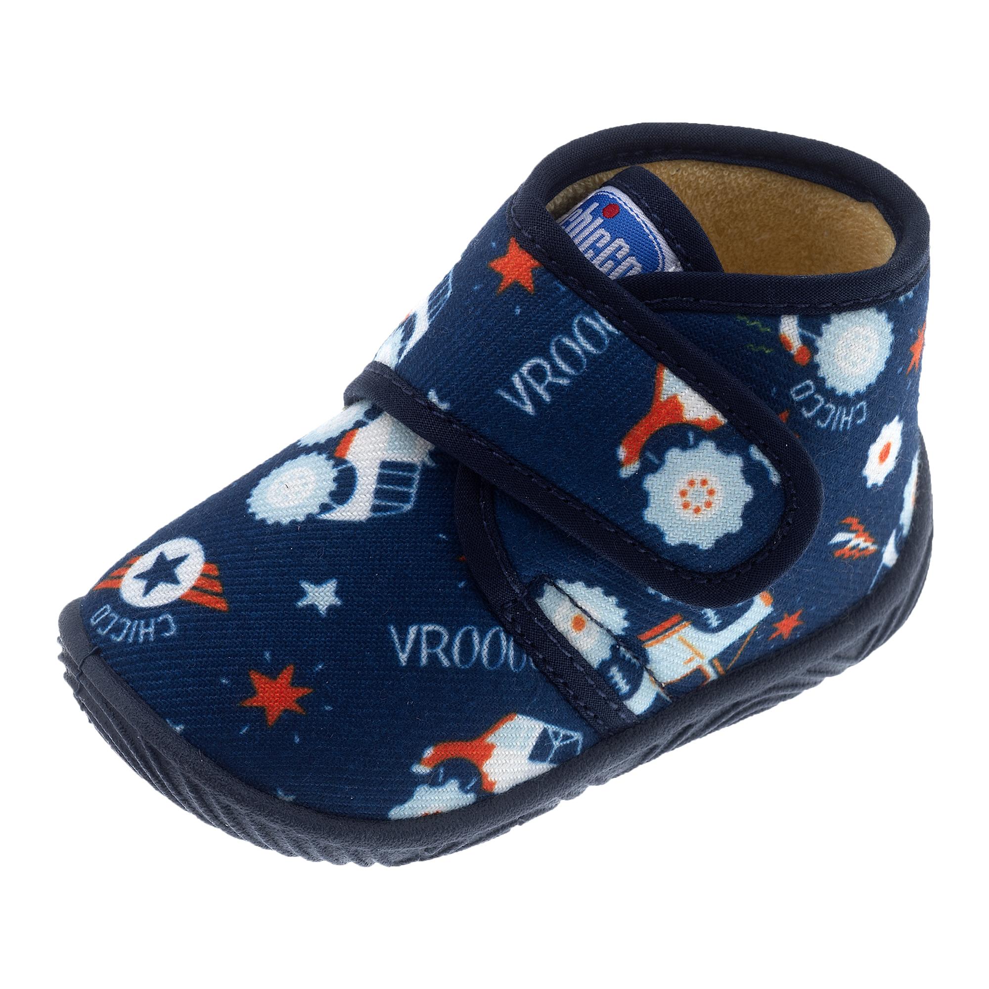 Pantofi de casa Chicco, Tamigi, bleumarin, 60723 din categoria Pantofi de casa