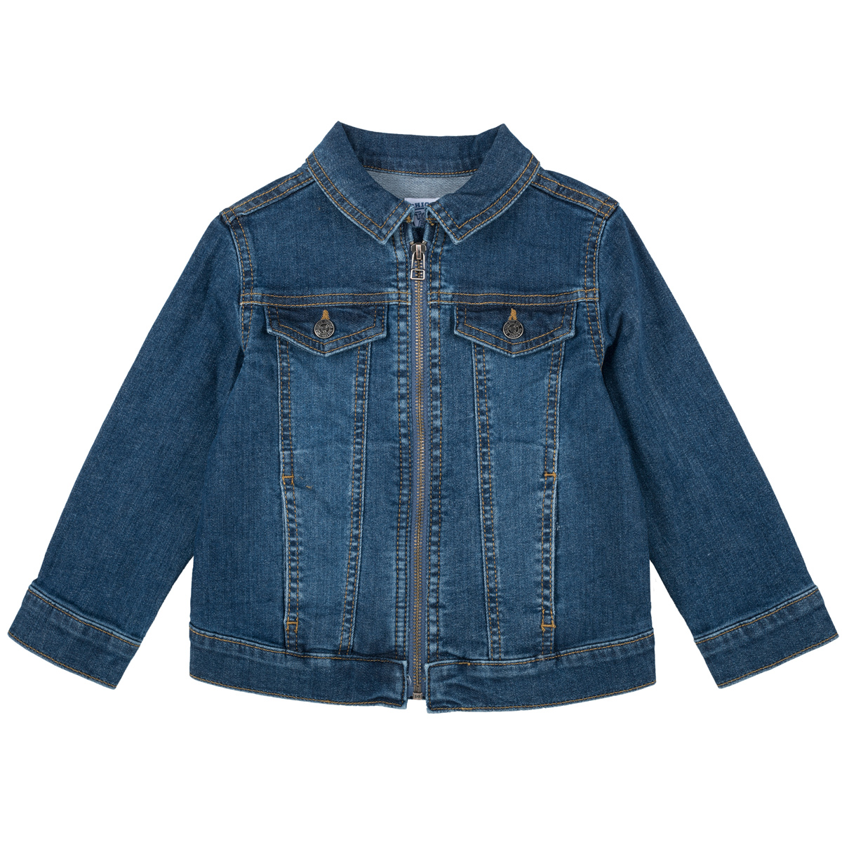 Jacheta copii Chicco, albastru denim, 87396 din categoria Jachete copii