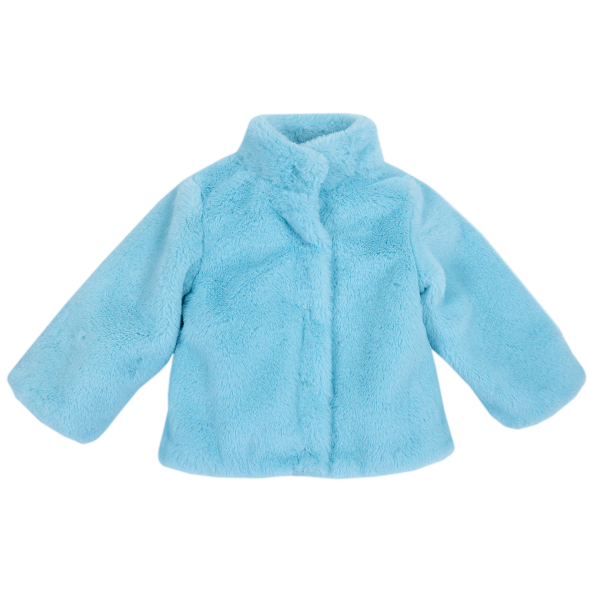 Jacheta copii Chicco, blanita artificiala, turcoaz, 87025 din categoria Jachete copii