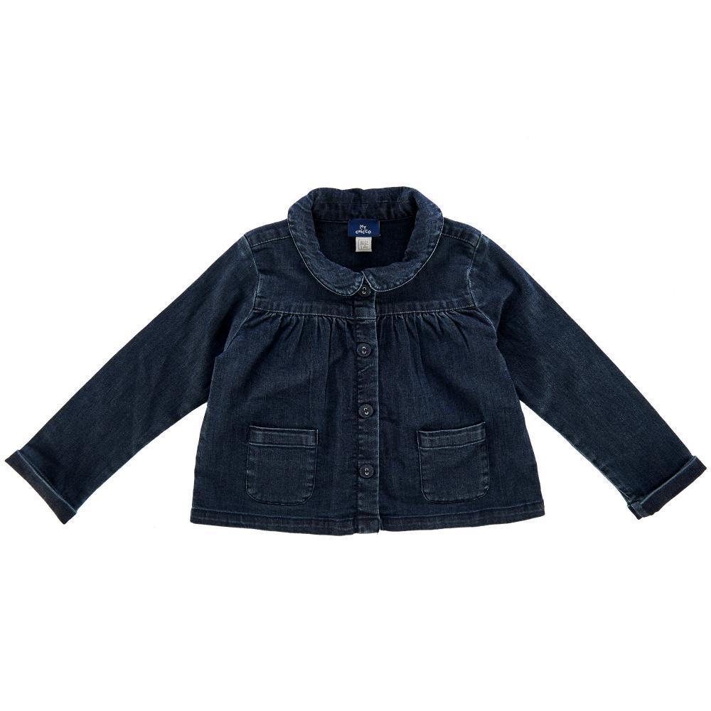 Jacheta copii Chicco, denim
