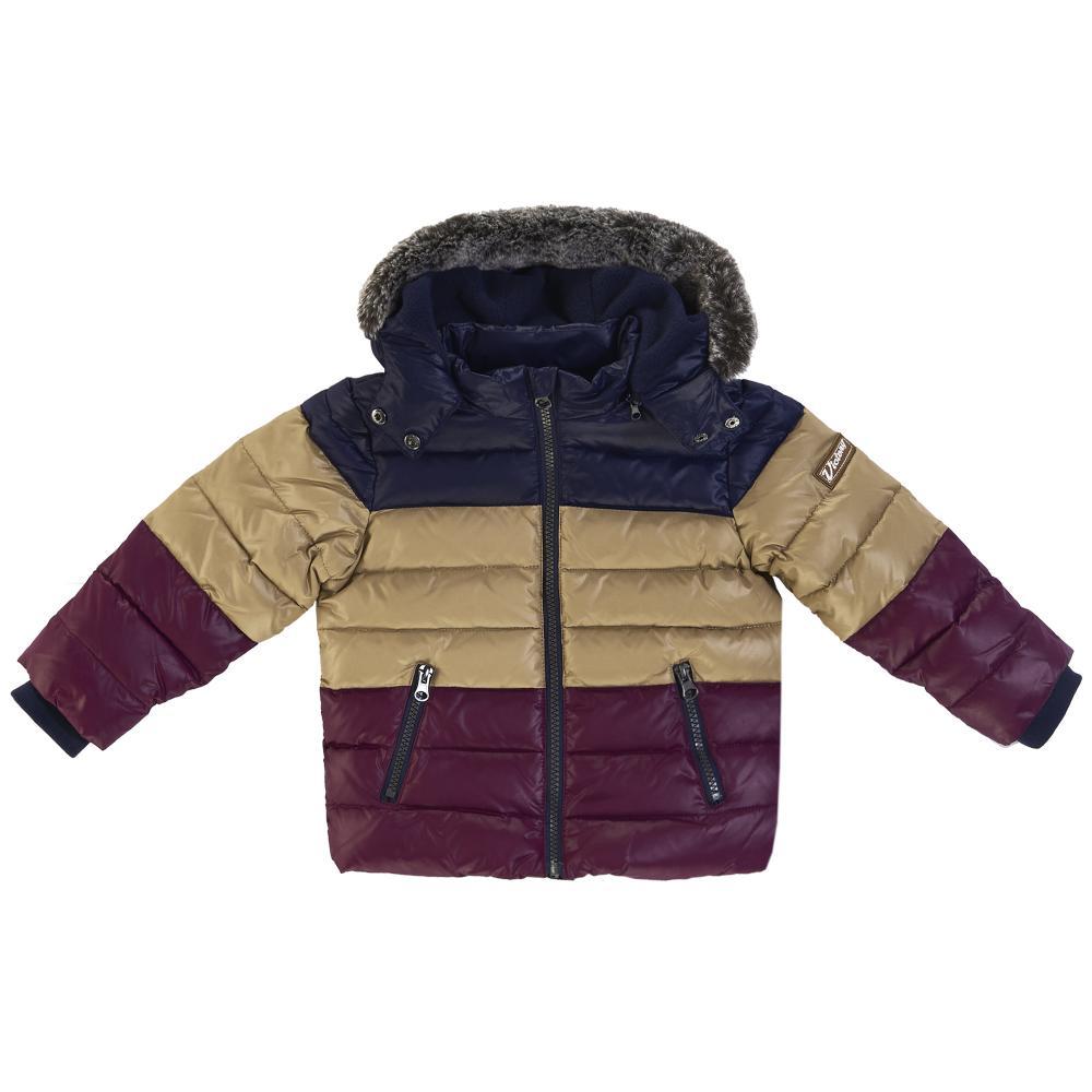 Jacheta copii Chicco gluga detasabila multicolora 116