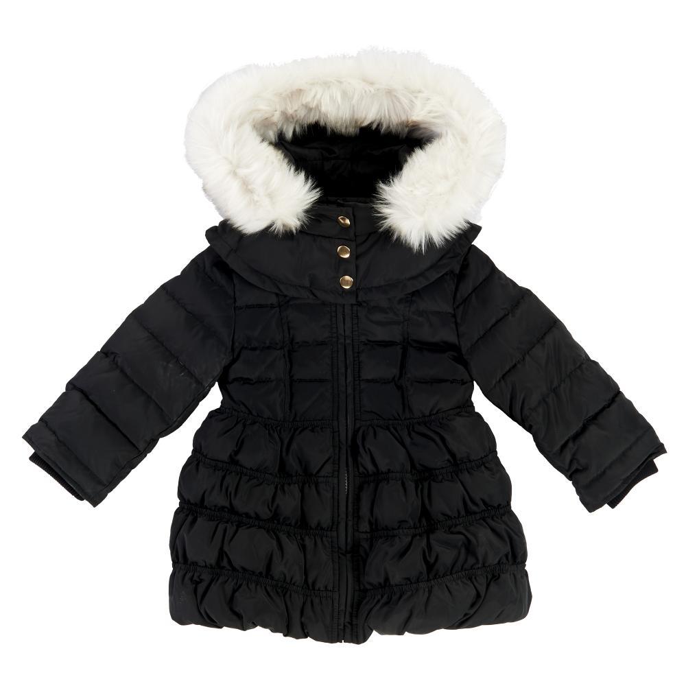 Jacheta copii Chicco, gluga, negru
