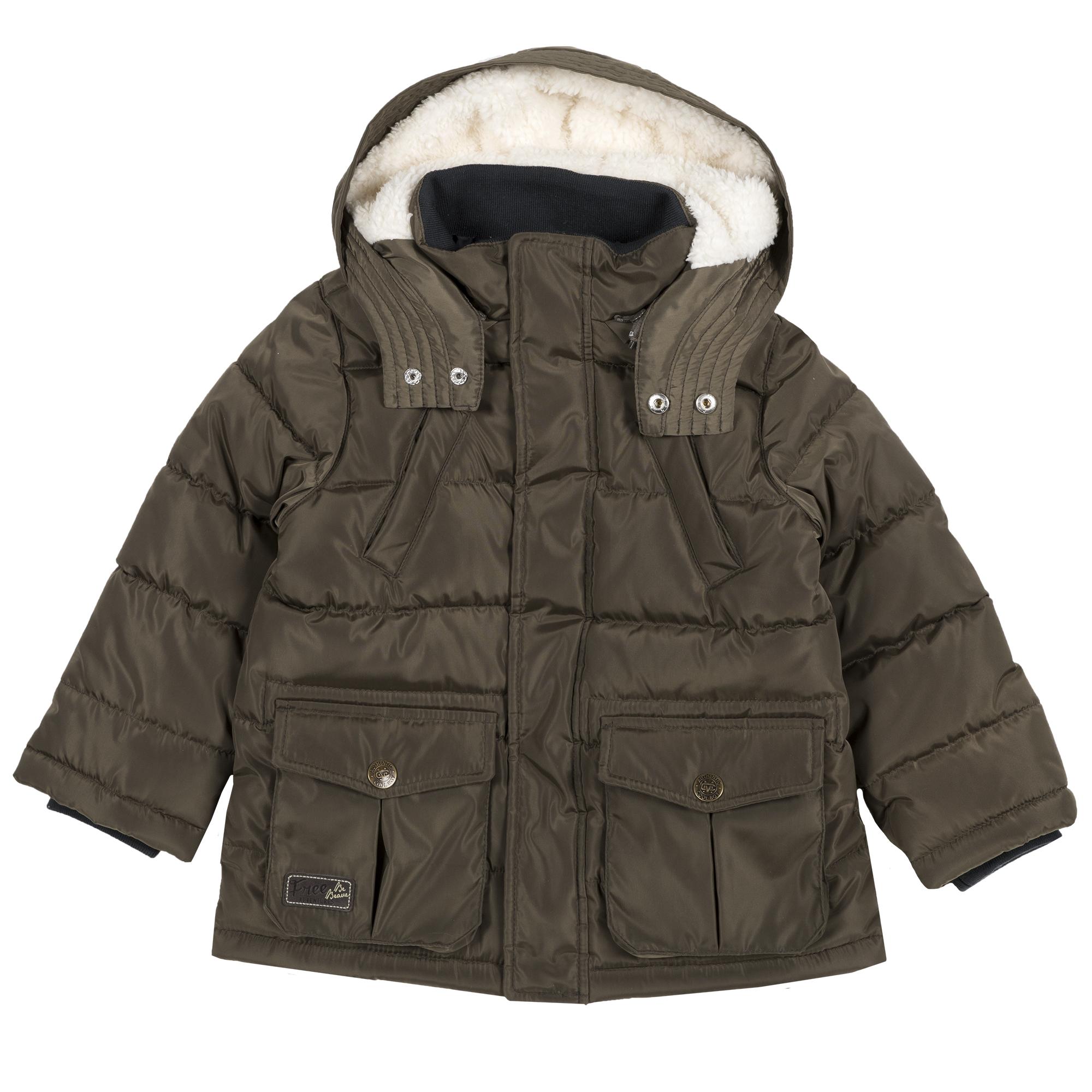 Jacheta copii Chicco, maro