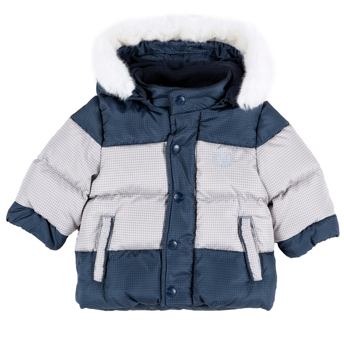 Jacheta copii Chicco, albastru