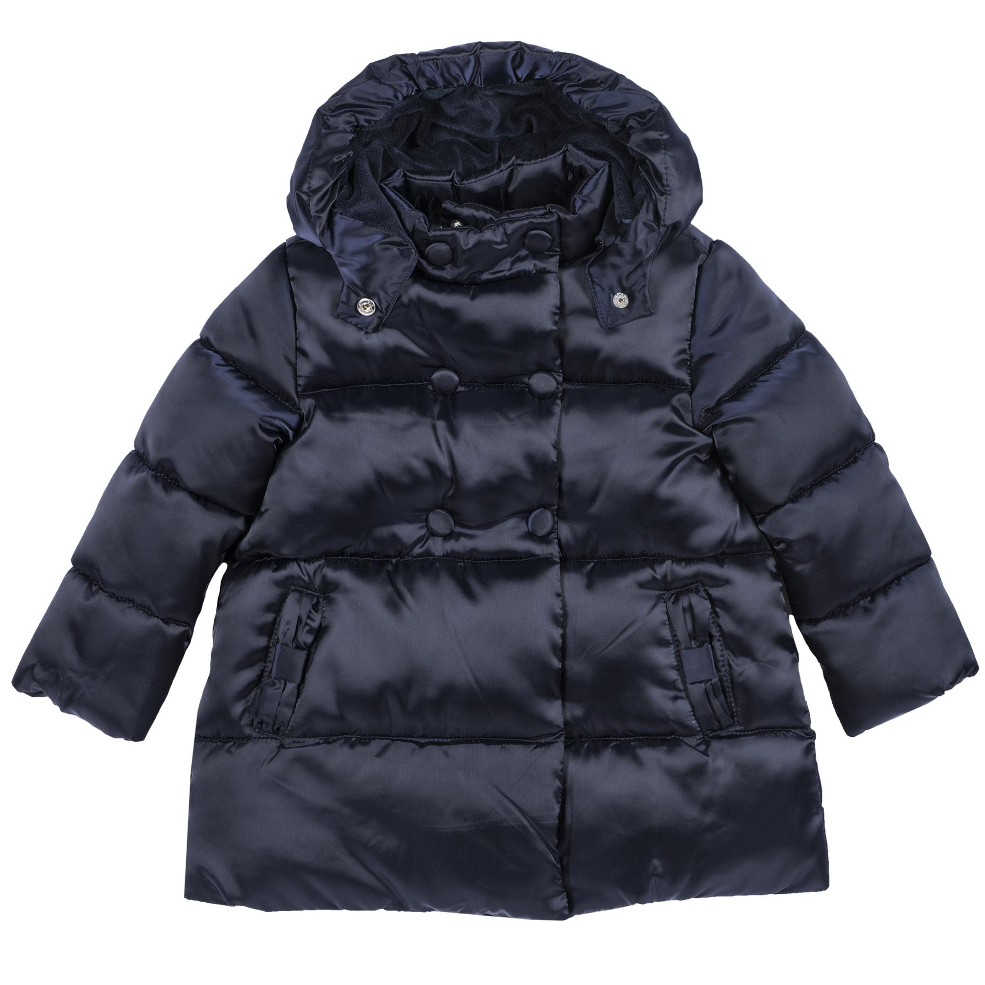 Jacheta copii Chicco, albastru inchis