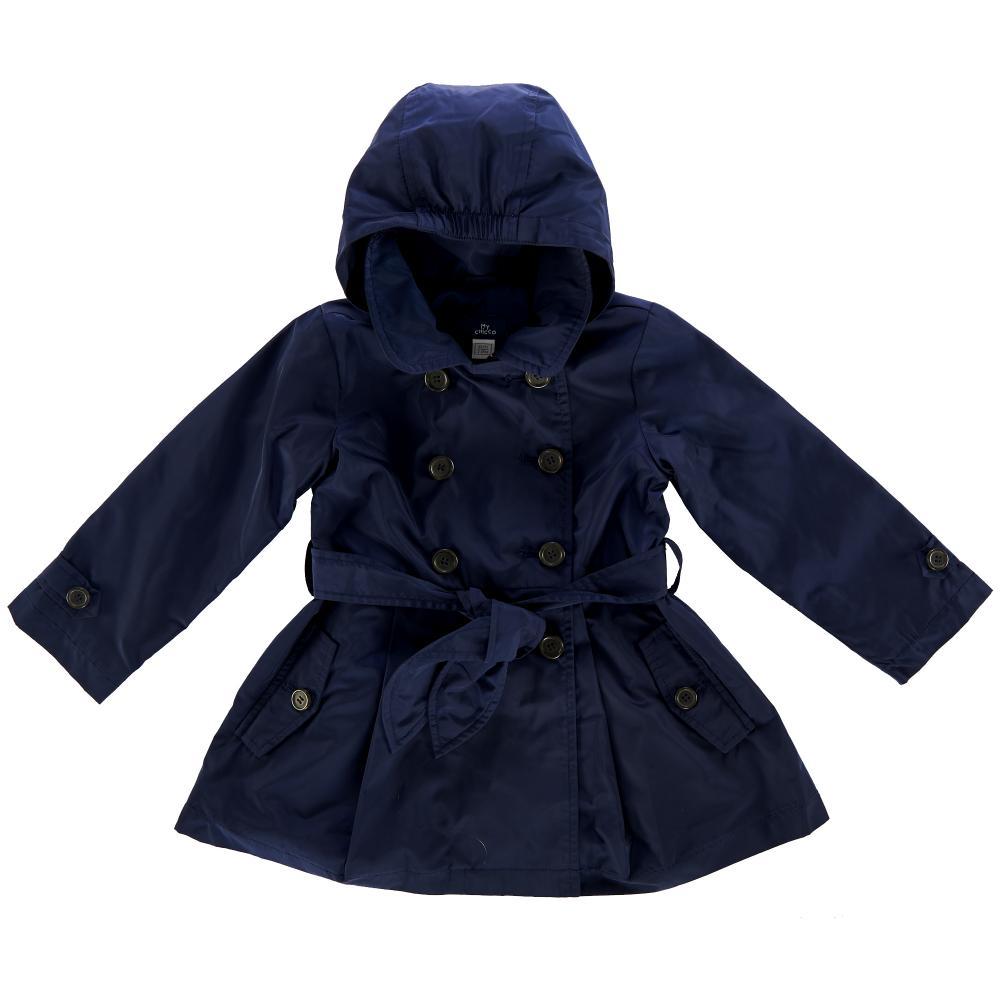 jacheta impermeabila copii chicco, bleumarin