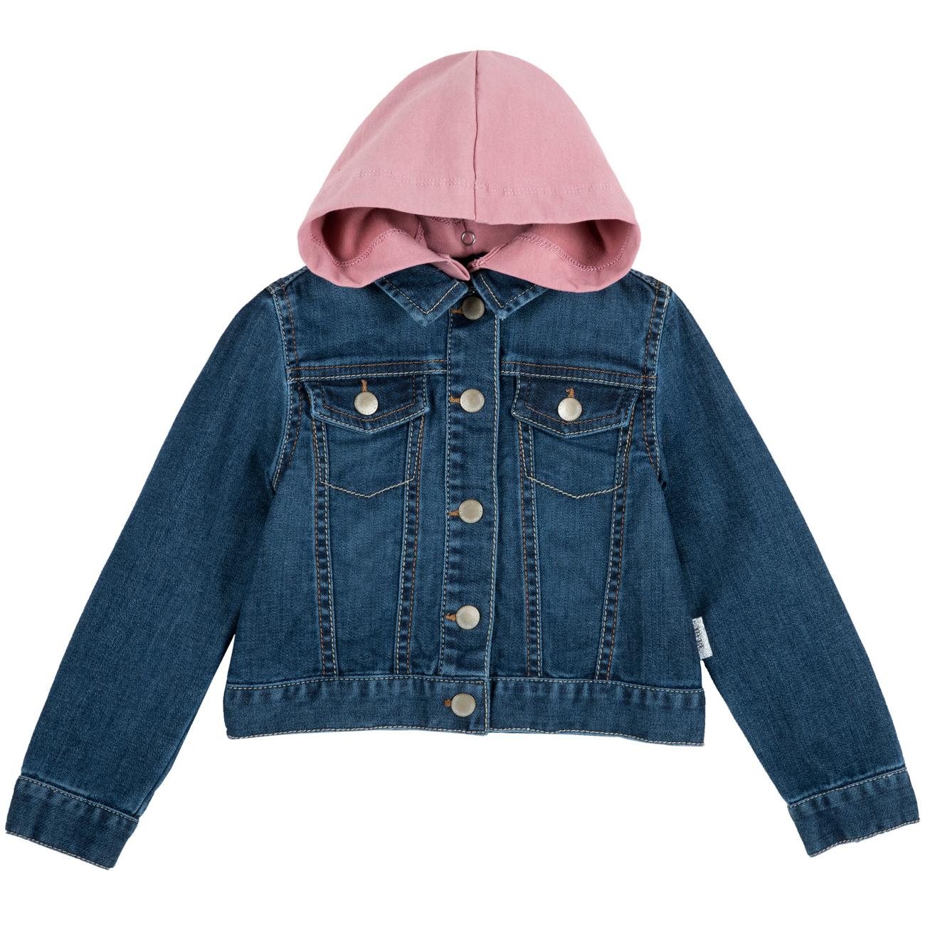 Jacheta copii Chicco albastru 122