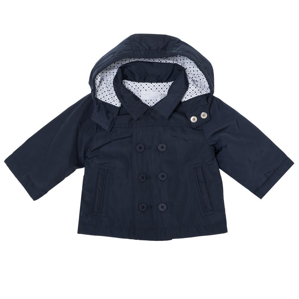 Jacheta pentru copii Chicco baietei bleumarin 80
