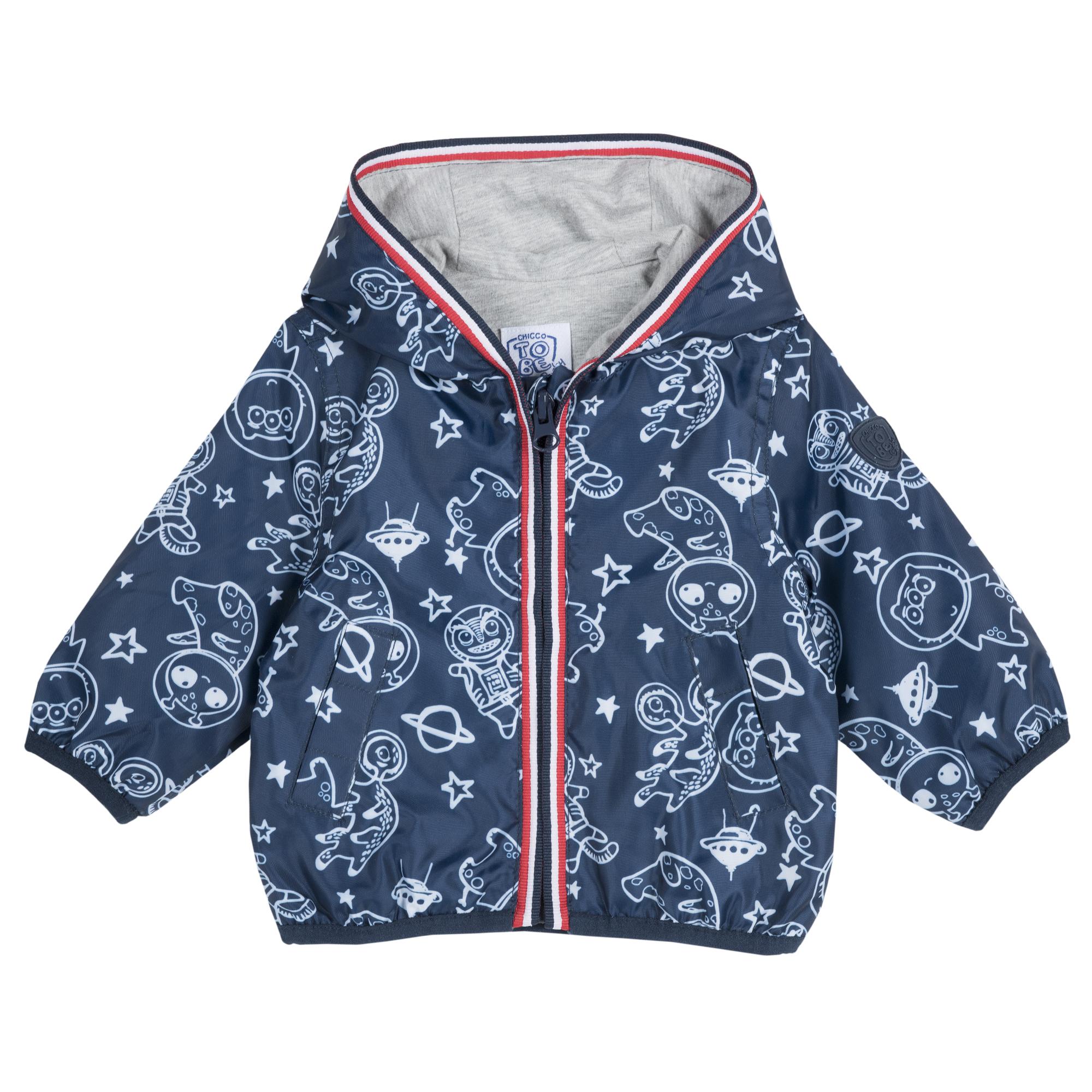 Jacheta copii Chicco, albastru inchis, 87379