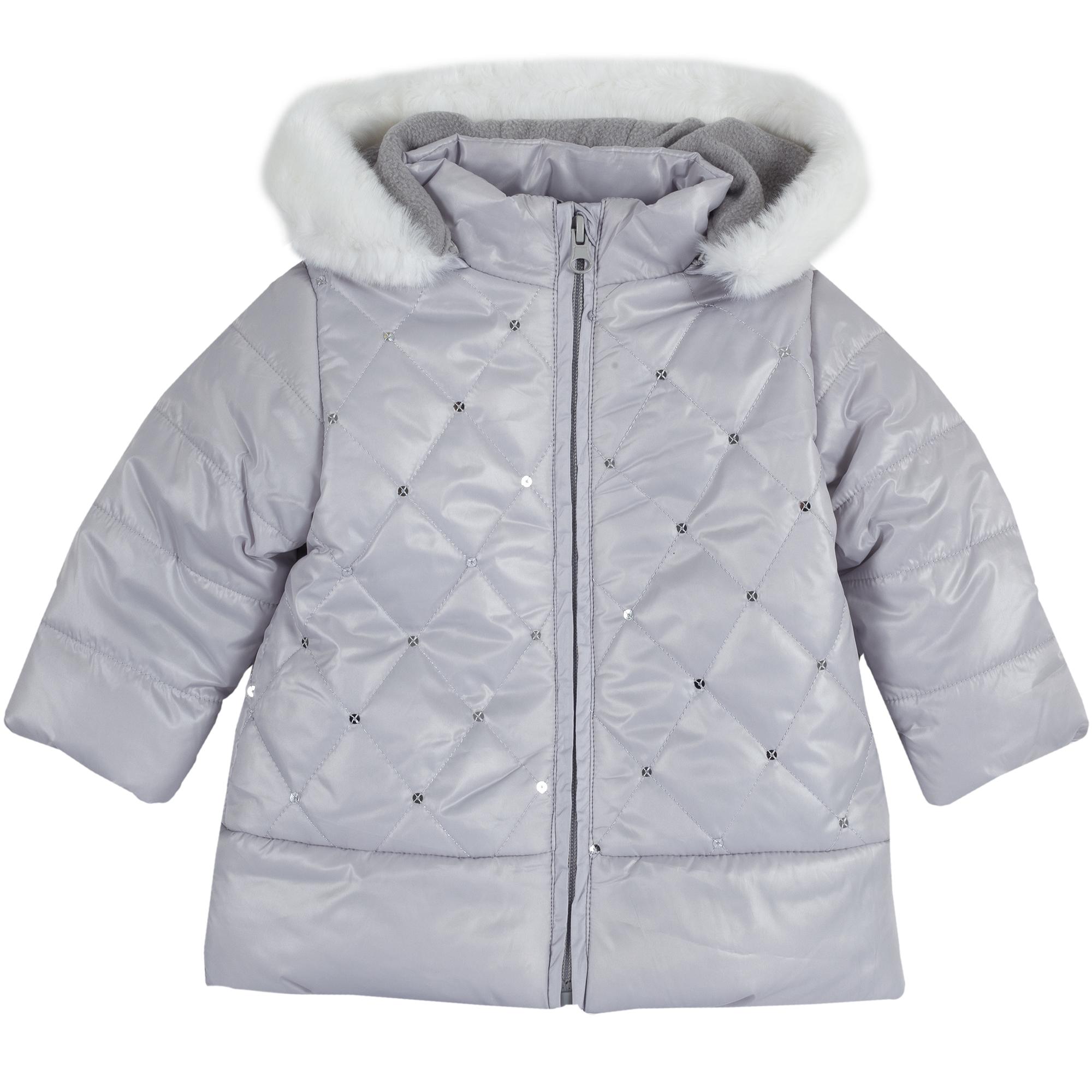 Jacheta copii Chicco Thermosoft, gri, 87163 din categoria Jachete copii