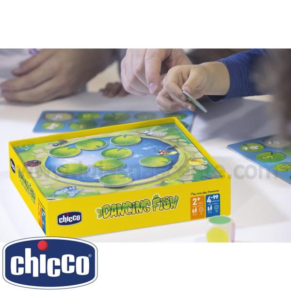 Joc de memorie Chicco Pestisorii dansatori, 2ani+