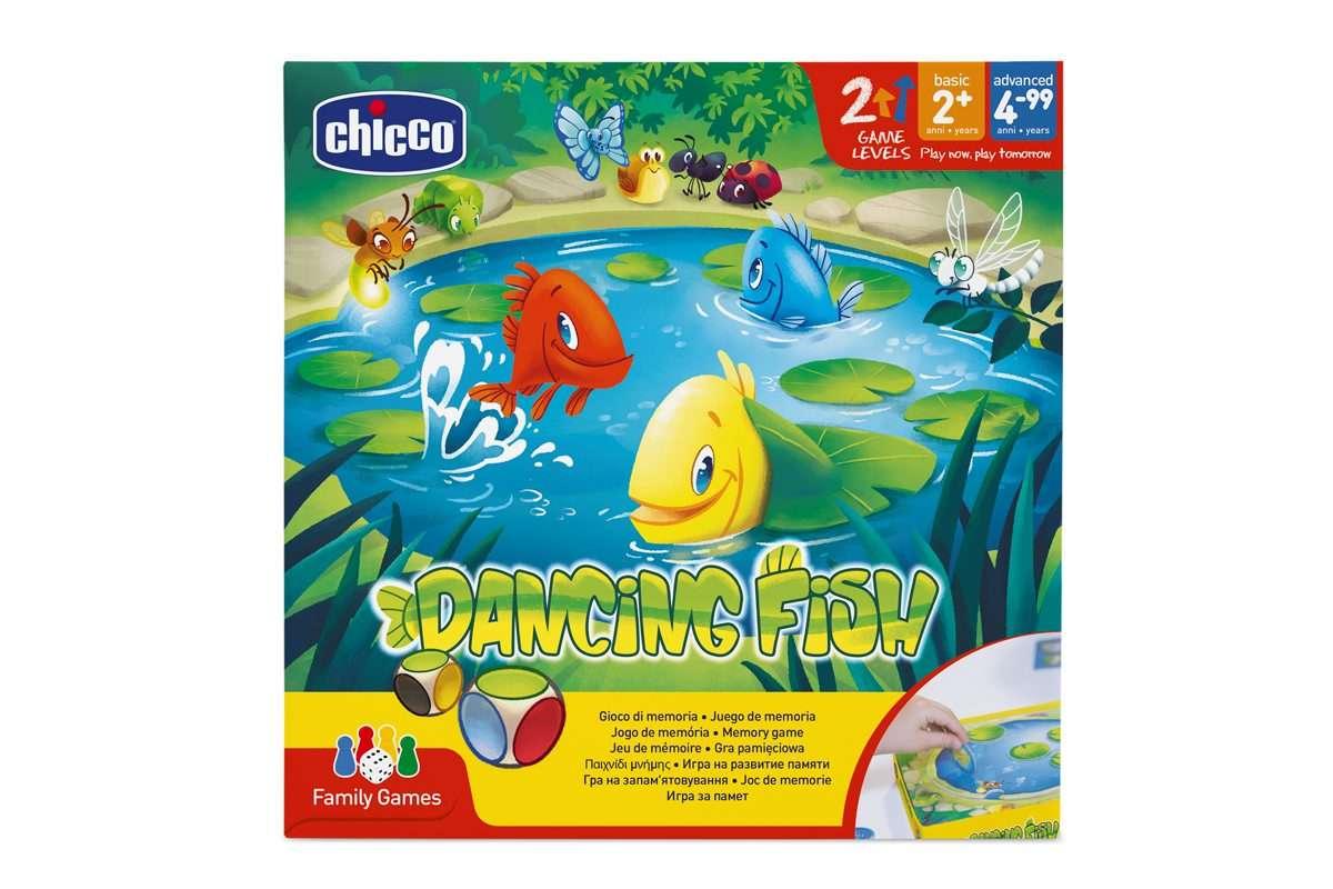 Joc De Memorie Chicco Pestisorii Dansatori, 2ani+ imagine