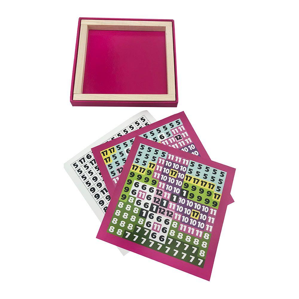 Joc Din Lemn Cubika, Mozaic Pixel Magic imagine