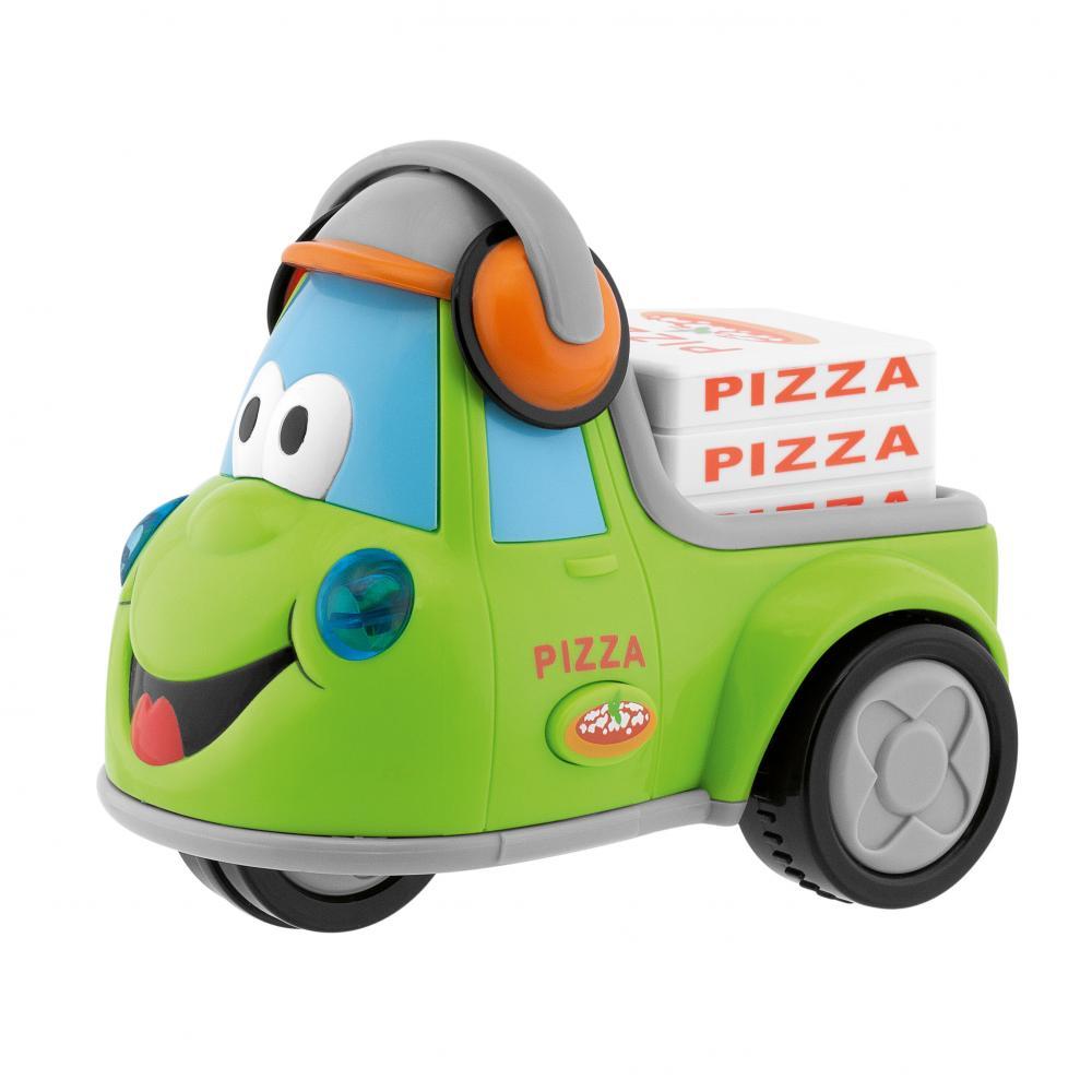 Chicco Jucarie Chicco masinuta Funny Pizza