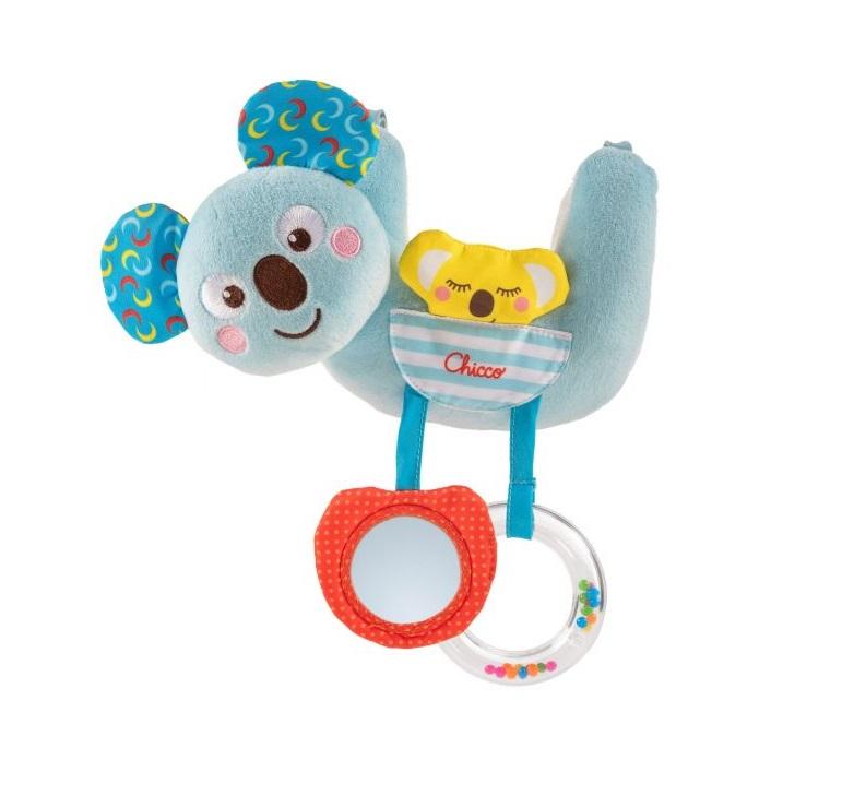 Jucarie Chicco Pentru Carucior Familia Ursuletului Koala, 6-36 Luni+ imagine