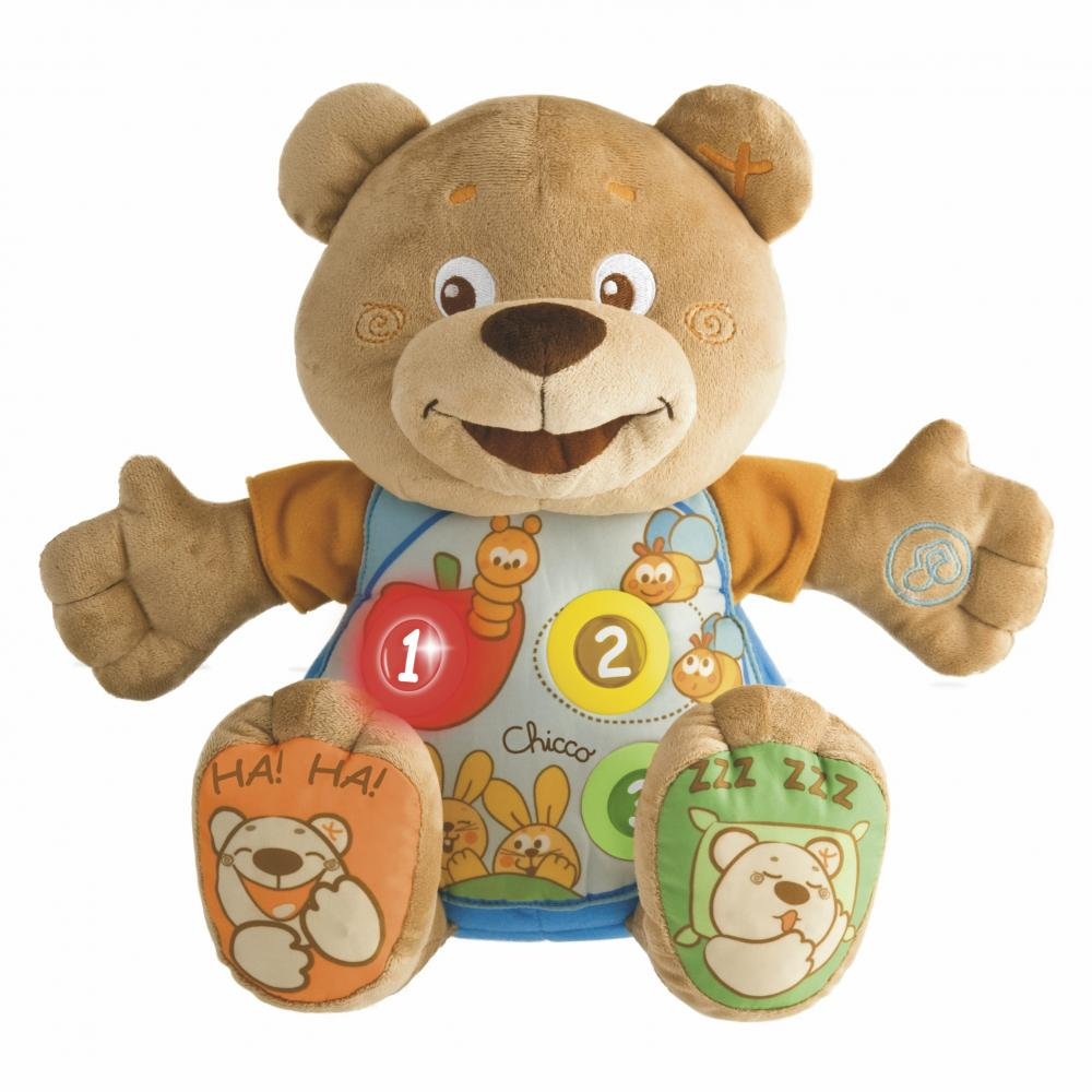 Jucarie Chicco Ursulet Teddy