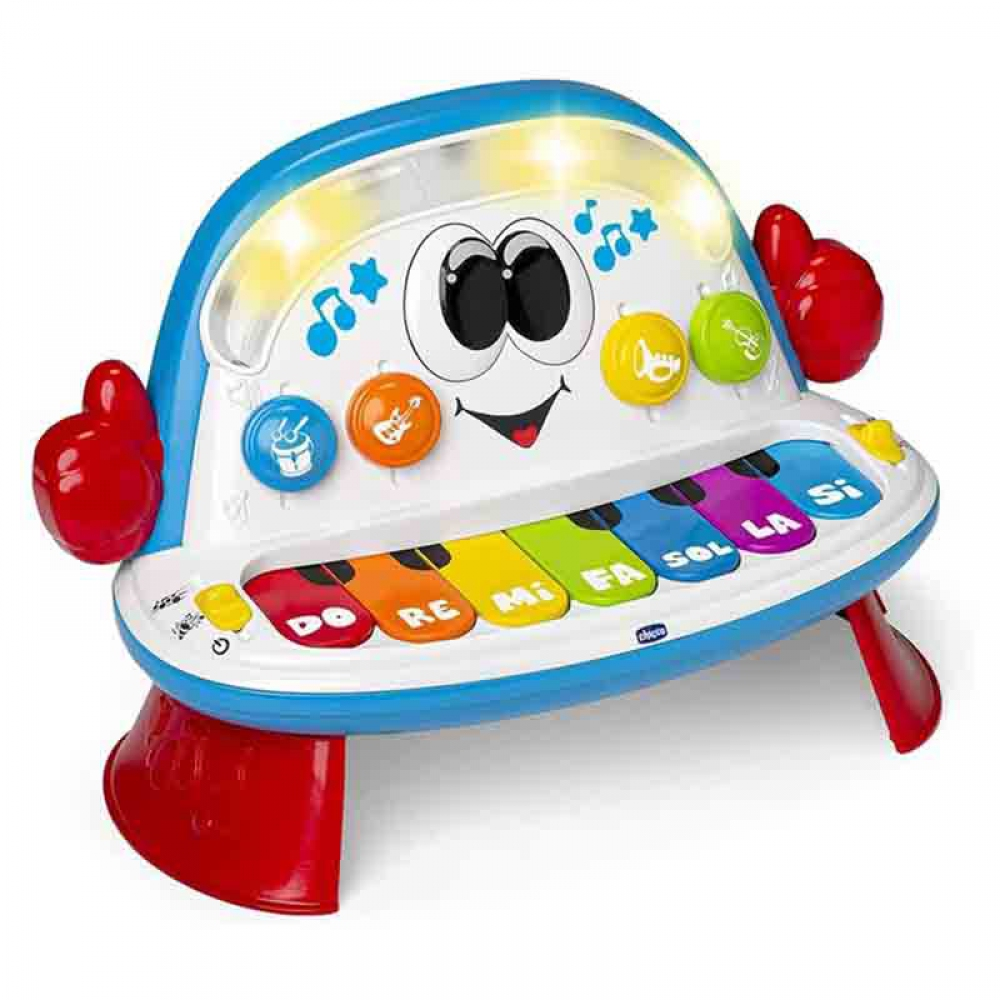 Jucarie Electronica Chicco Funky, Pianul Orchestra, 1-4 Ani imagine