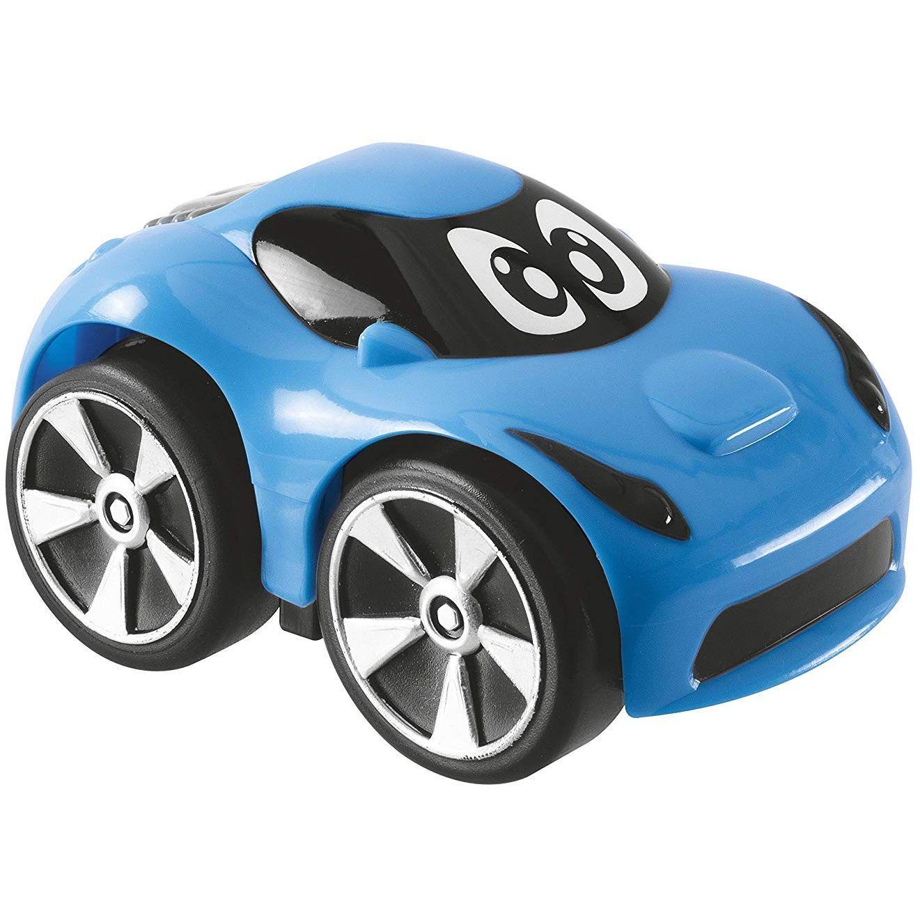 Chicco Jucarie masinuta Chicco Bond Mini Turbo Touch albastru 2-6 ani