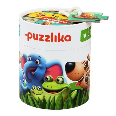 Jucarie puzzle Cubika Familia potrivita 2ani+