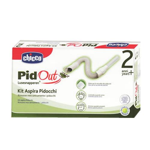 Kit aspirator Chicco pentru paduchi