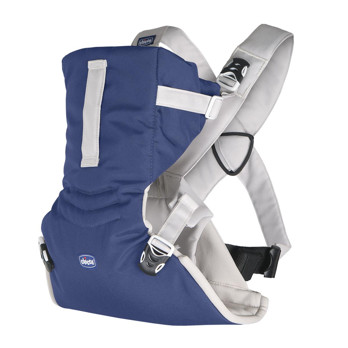 Marsupiu ergonomic Chicco Easy Fit, Blue Passion, 0luni+