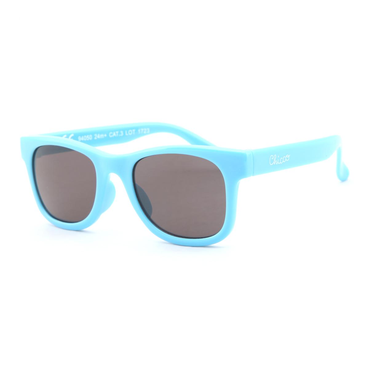 Ochelari de soare baieti Chicco Blue, 24luni+