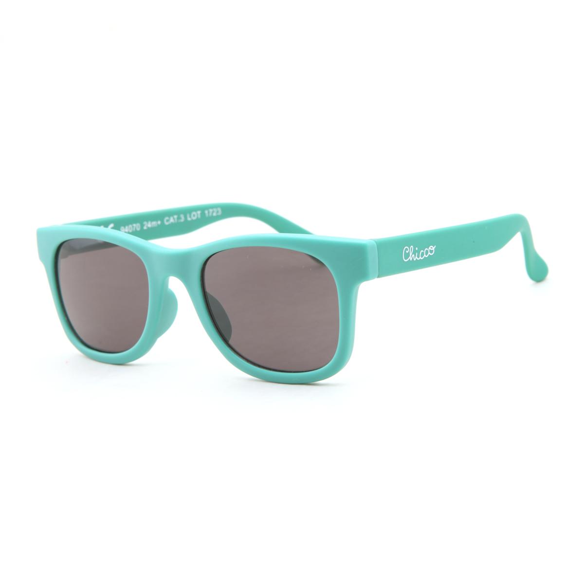 Ochelari de soare baieti Chicco Green, 24luni+