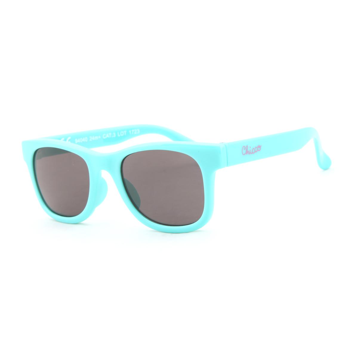 Ochelari de soare fetite Chicco Light Blue, 24luni+