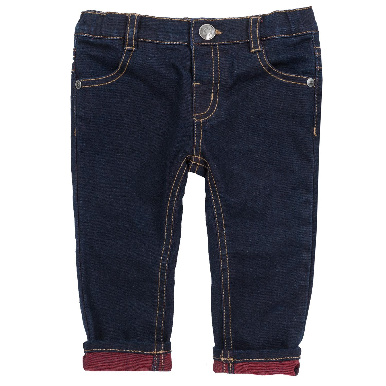 Pantalon Copii Chicco, Albastru Deschis imagine