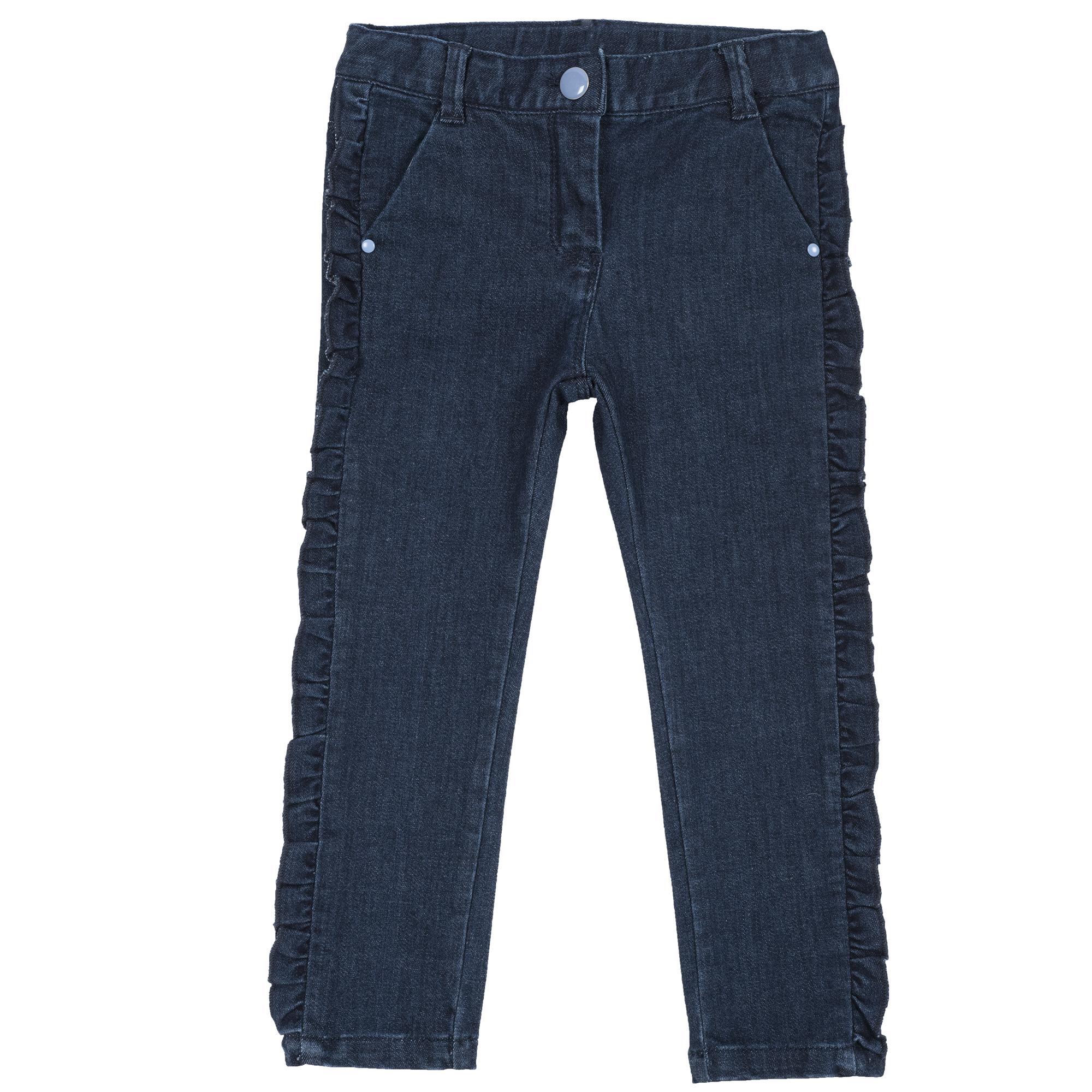 Chicco Pantalon copii Chicco albastru inchis 128
