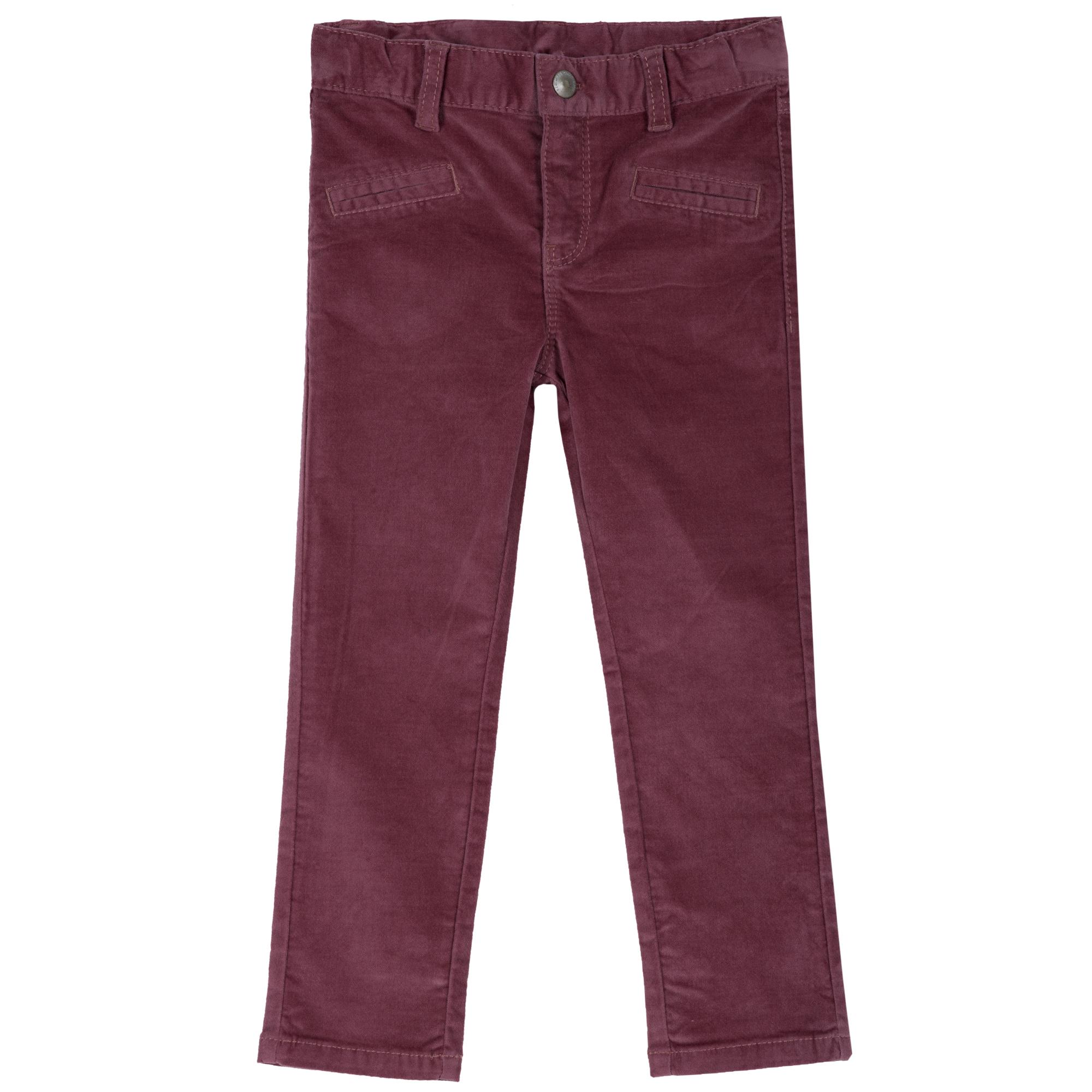 Pantalon copii Chicco, corai