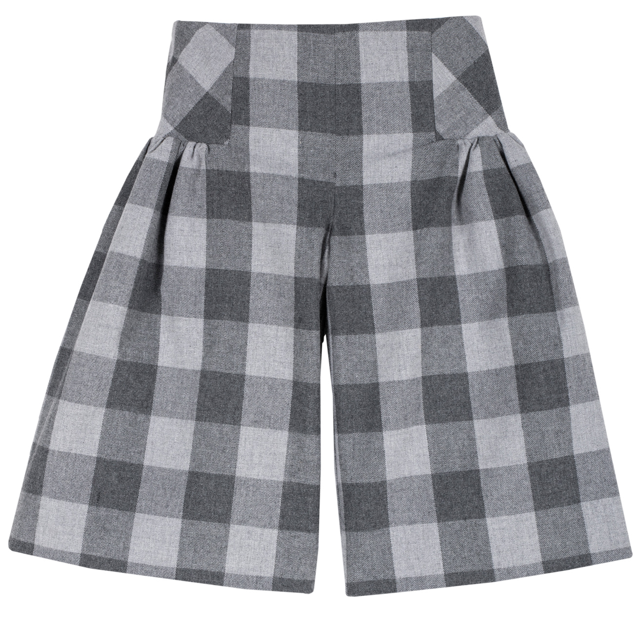 Pantalon copii Chicco, gri inchis