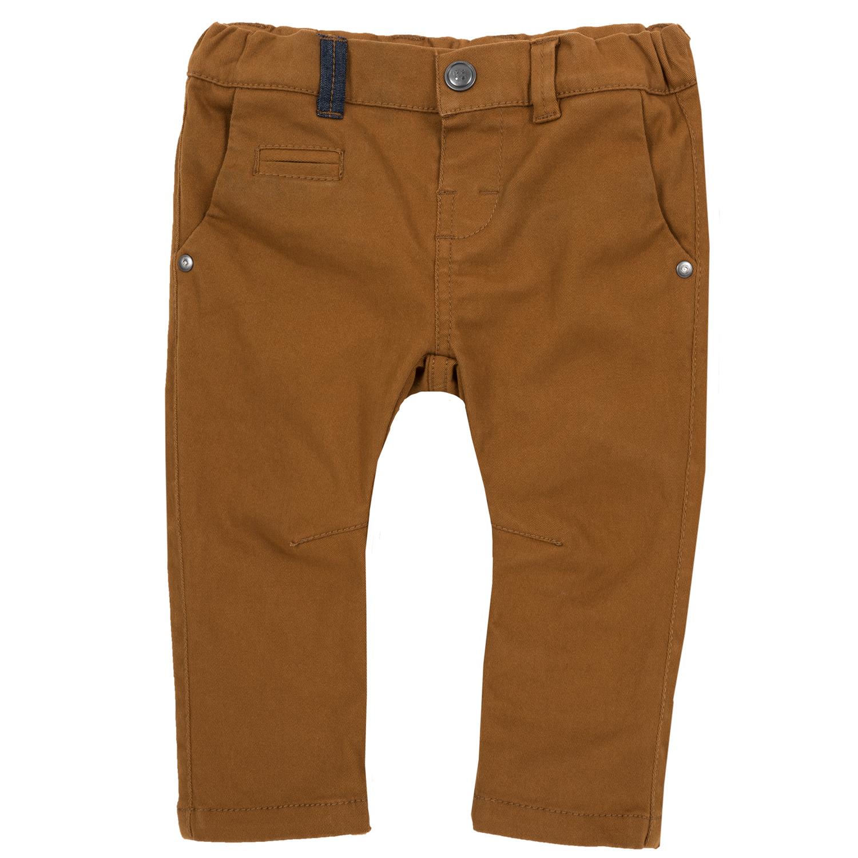 Pantalon copii Chicco, maro