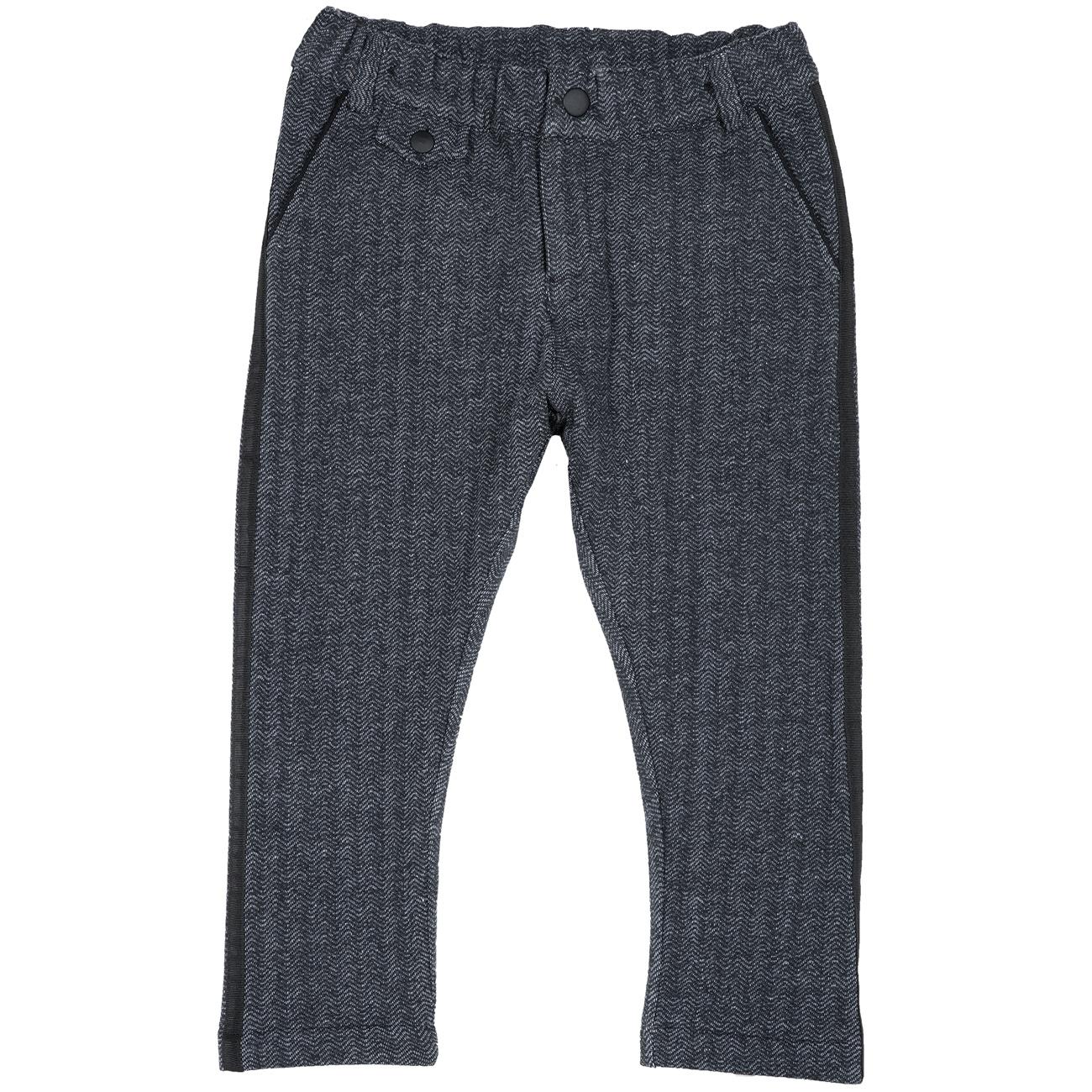 Pantalon copii Chicco, negru