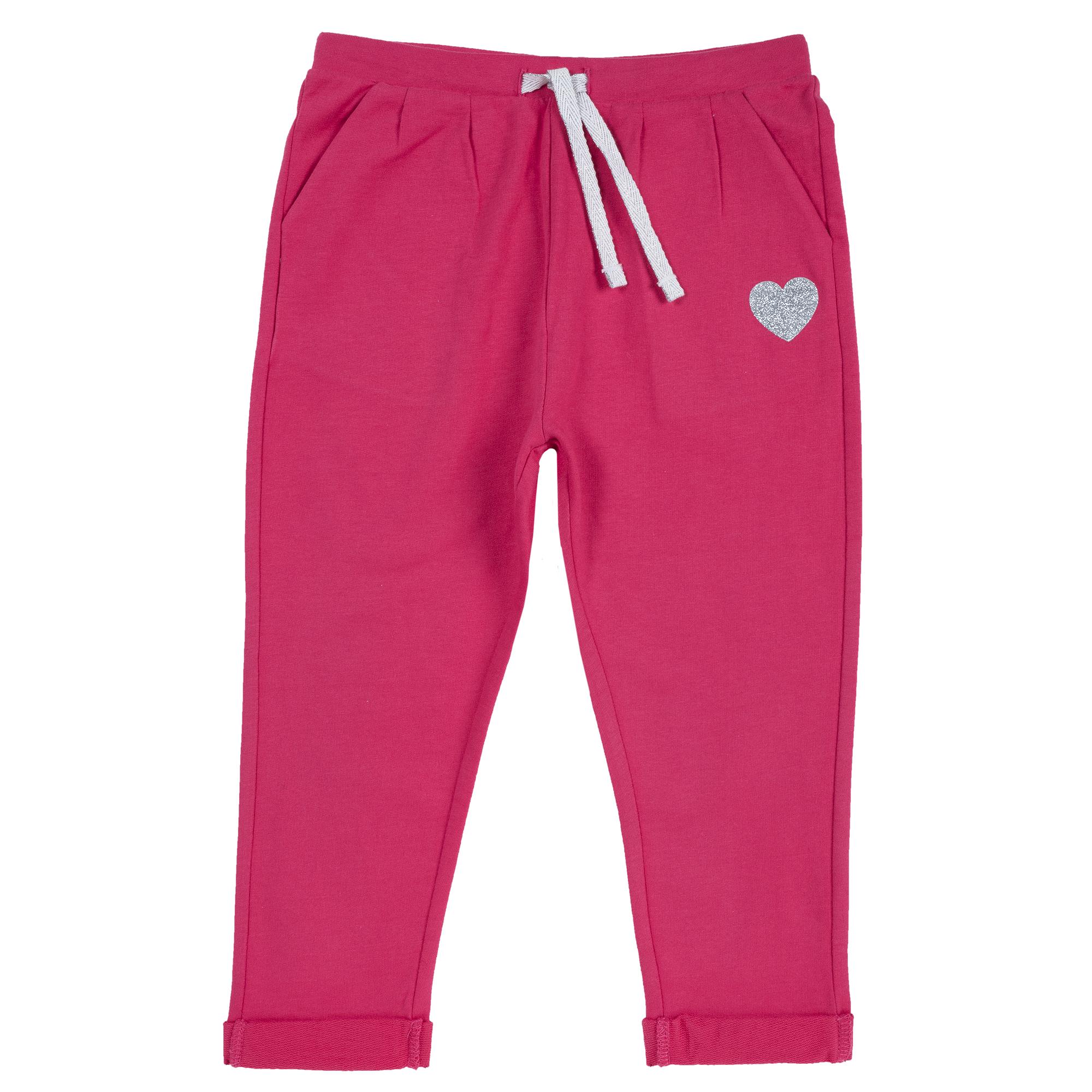 Chicco Pantalon trening copii Chicco roz 128