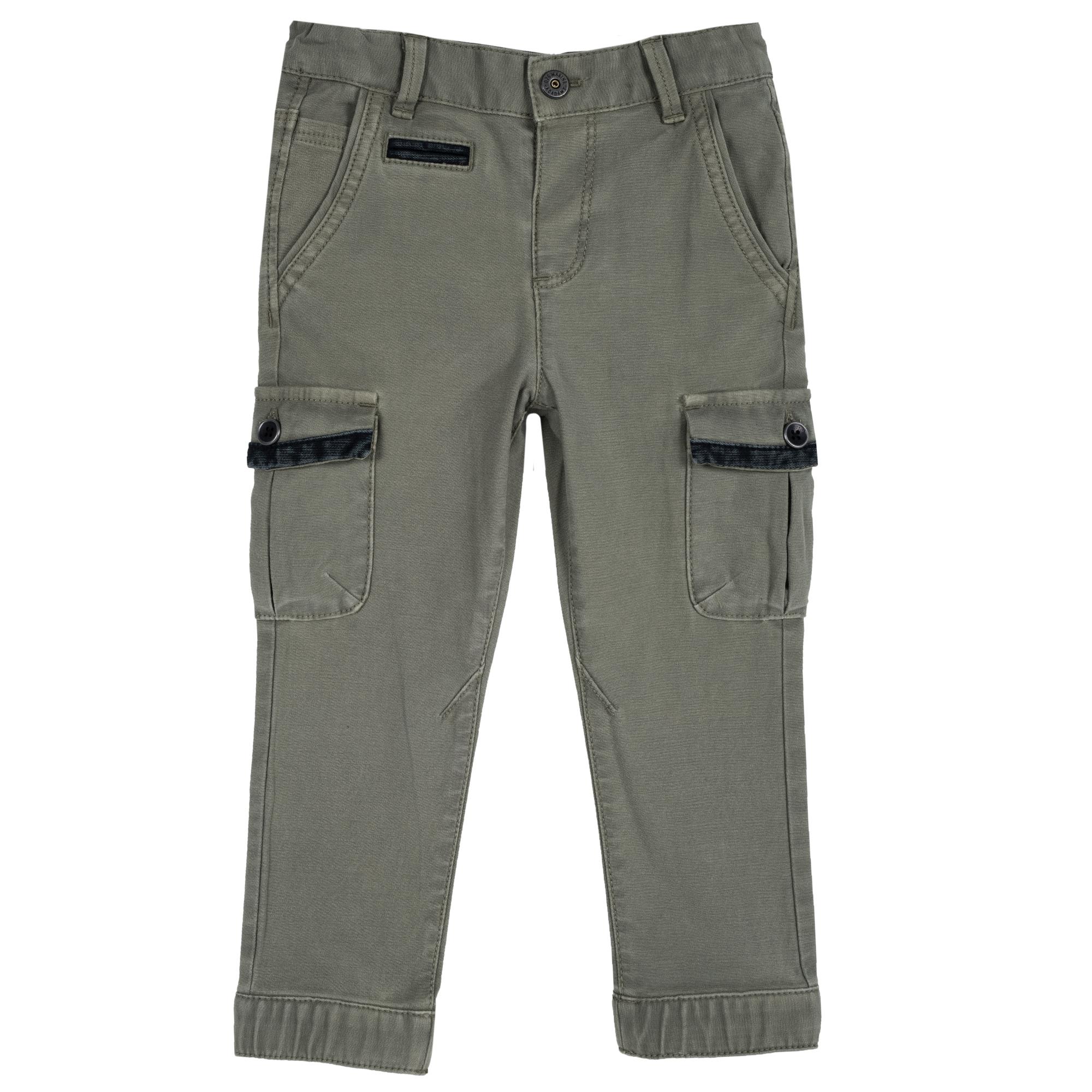 Pantalon copii Chicco, verde