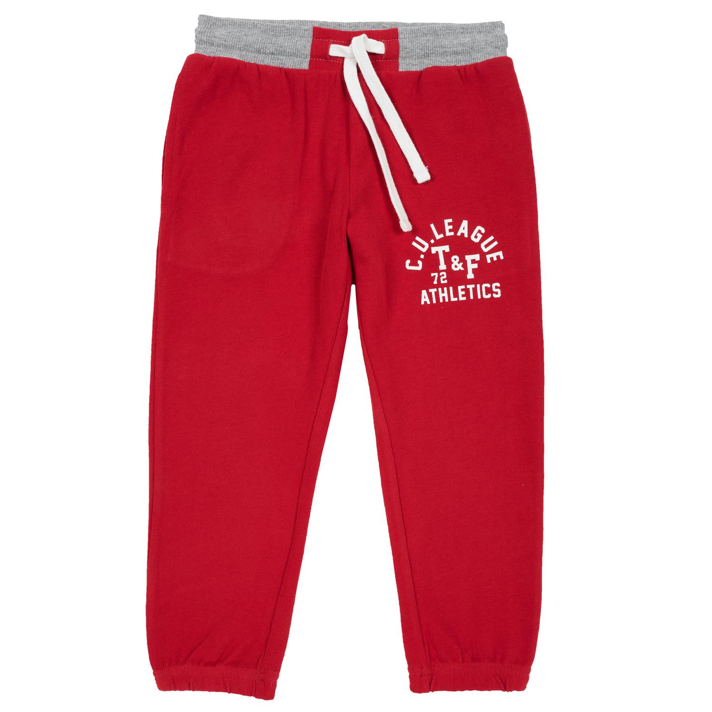 Pantalon copii Chicco, rosu din categoria Pantaloni copii
