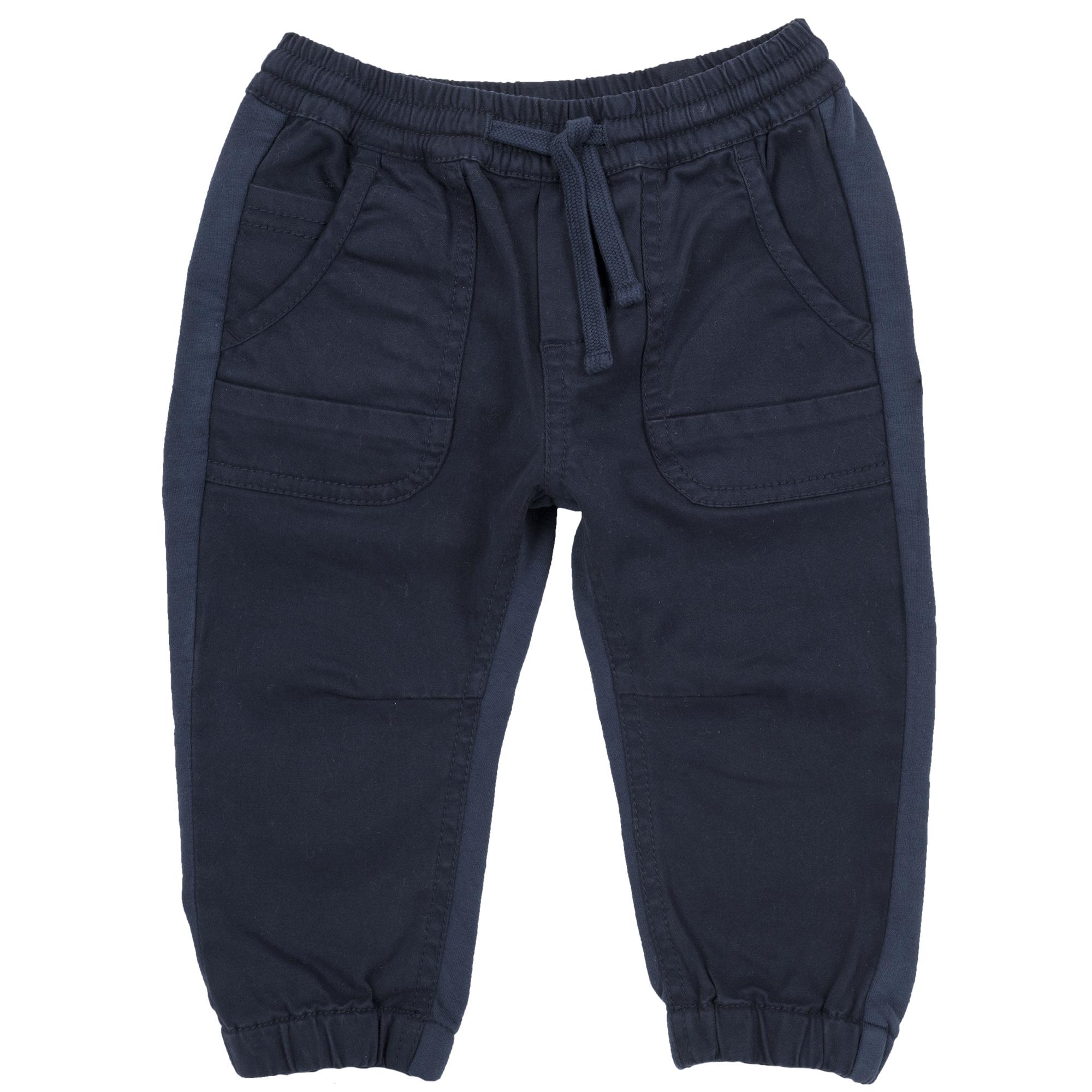 Pantalon Copii Chicco, Albastru Inchis imagine