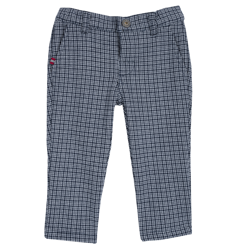 Pantalon copii Chicco, gri inchis din categoria Pantaloni copii