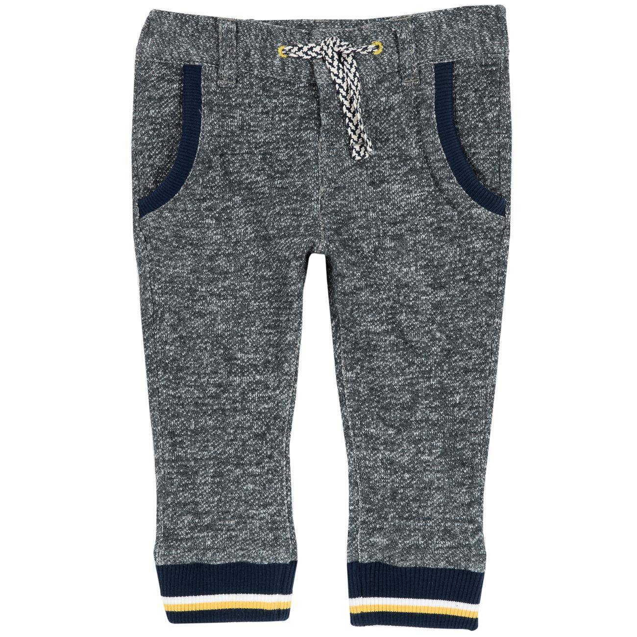 Pantalon copii Chicco, gri