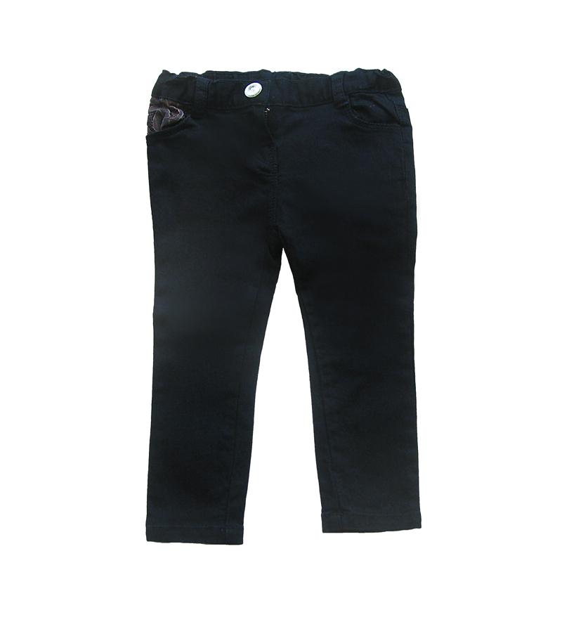 Pantalon lung Chicco, albastru, 24163 din categoria Pantaloni copii